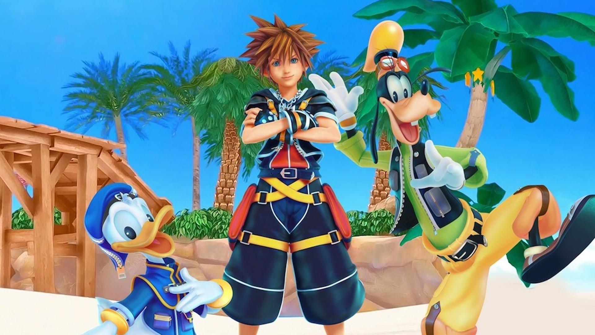 Kingdom Hearts III Is Nearly Here